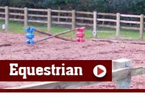 Shropshire Equestrian Fencing Contractors