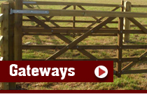 Shropshire Fencing and Gateway Entrances