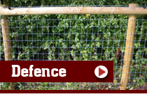P&S Durber Shropshire Fencing Contractors - Defence against Badgers, Deer and Rabbits